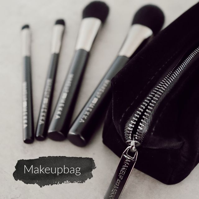Night Brush Set & Makeup Bag